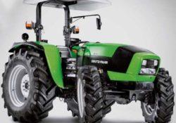 DEUTZ-FAHR Agrolux 60 2WD and 4WD Tractor Price Specs