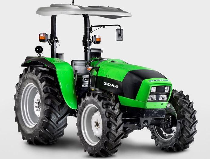 DEUTZ-FAHR Agrolux 70 Tractor Information