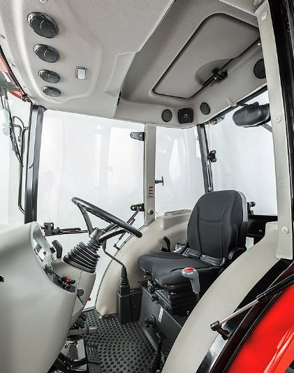 Zetor Utilix Tractor cabin