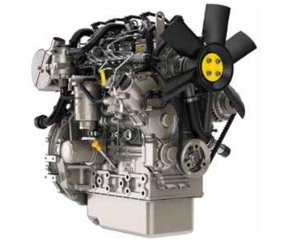 Zetor Utilix Tractor engine