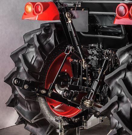 Zetor Utilix Tractor hydraulics