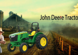 USA john deere tractors price List
