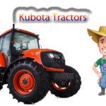 TOP 5 Kubota Mini Tractor In India, Price List, Main Features