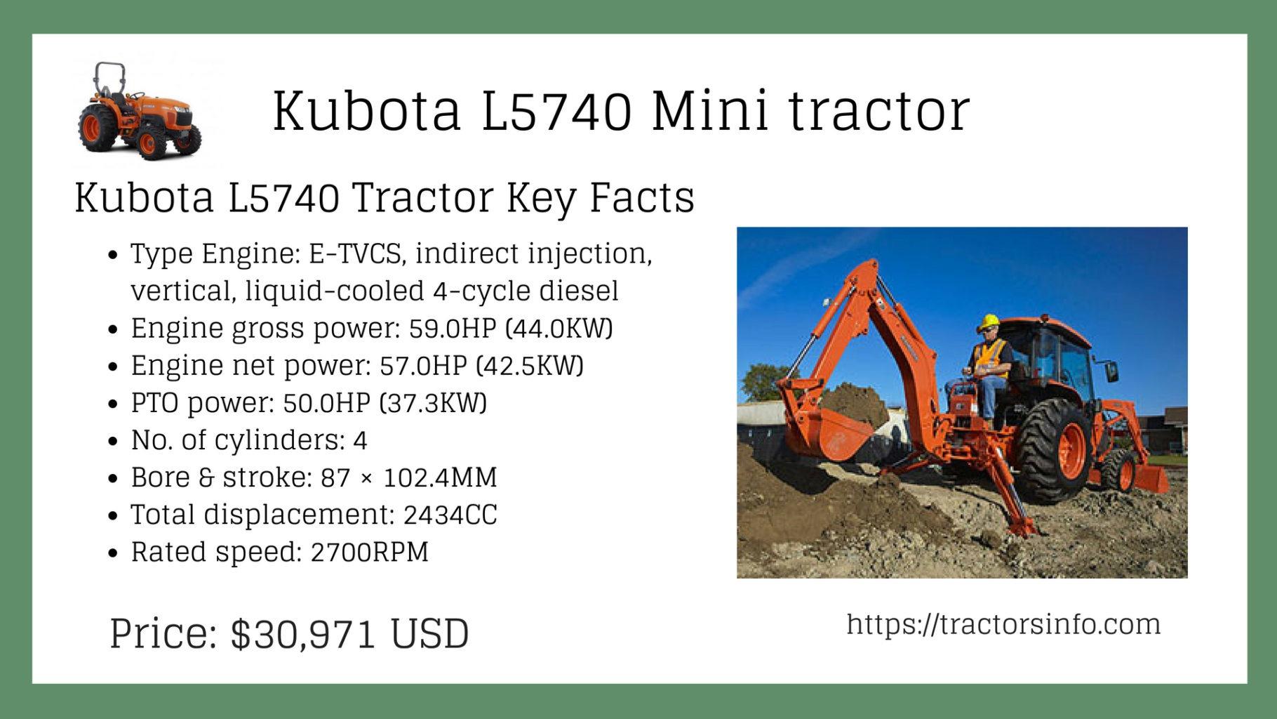 kubota 5740
