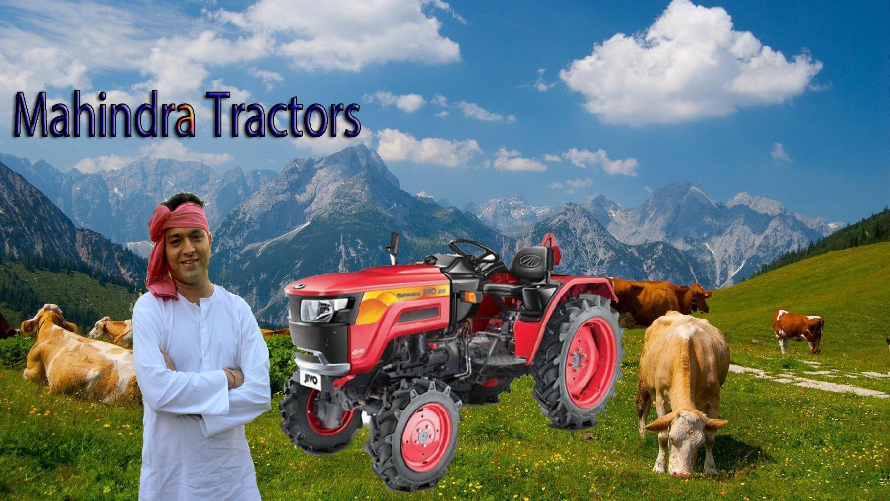 mahindra tractors price list