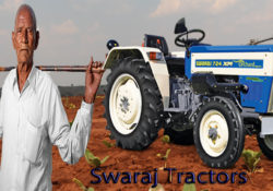swaraj Tractors Price List