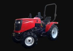 Captain 273 4WD Tractor Price, Specifications & Images