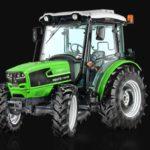 DEUTZ-FAHR 4050E Tractor Information
