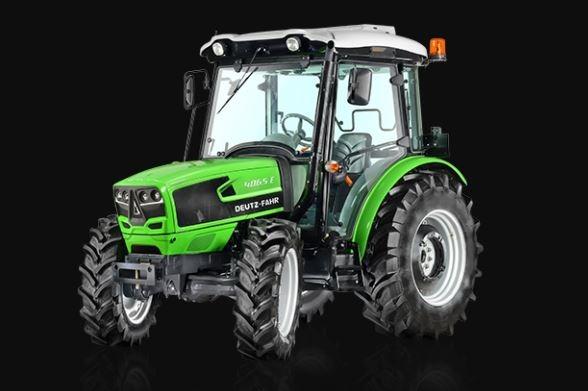 DEUTZ-FAHR 4050E tractor price specs