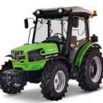 DEUTZ-FAHR 4065E Tractor Specifications Price & Photos