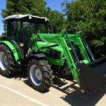 DEUTZ-FAHR 4080.4 E Tractor Parts Specifications, Price, Images
