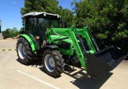 DEUTZ-FAHR 4080.4 E Tractor
