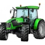 DEUTZ-FAHR 5G Series HD 5090.4G Tractor Price Specifications