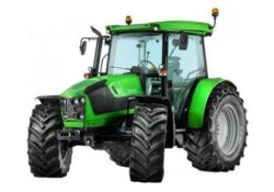 DEUTZ-FAHR 5G Series 5090.4 HD Tractor Price Specifications