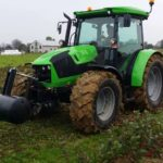 DEUTZ-FAHR 5G Series HD 5105.4G Tractor Price Specifications