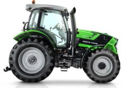 DEUTZ-FAHR 6135G Agrotron Tractor Price Specifications & Features
