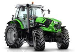 DEUTZ-FAHR 6155G Agrotron Tractor Overview Specs & Key Facts