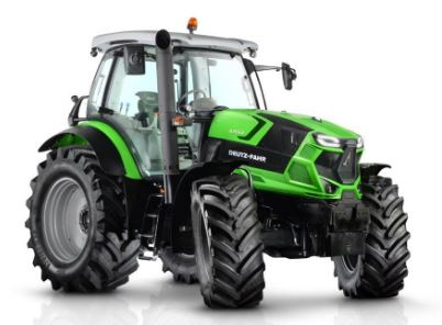 DEUTZ-FAHR 6155G Agrotron Tractor Overview Specs & Key Facts