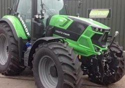 DEUTZ-FAHR 6175G Agrotron Tractor Price & Specifications