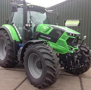 DEUTZ-FAHR 6175G Agrotron Tractor Price & Specifications