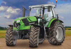 DEUTZ-FAHR 6185G Agrotron Tractor Price & Specifications