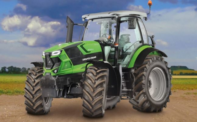 DEUTZ-FAHR 6185G Agrotron Tractor Price & Specifications
