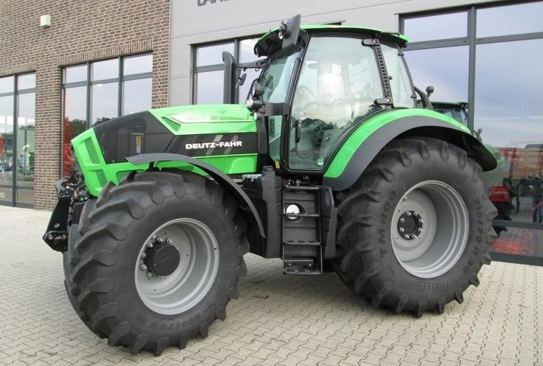 DEUTZ-FAHR 7210 TTV Tractor Specifications Price & Features