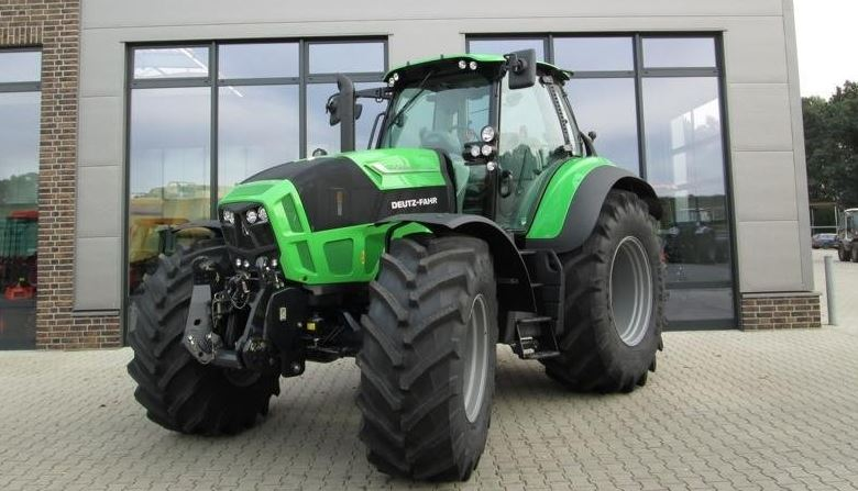 DEUTZ-FAHR 7210 TTV Tractor Specifications