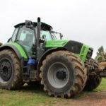 DEUTZ-FAHR 7230 TTV Agrotron Tractor Data