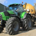 DEUTZ-FAHR 7250 TTV Agrotron Tractor Price, Parts Specs & Video