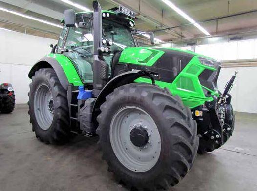 DEUTZ-FAHR 7250 TTV Agrotron Tractor Specifications