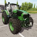 DEUTZ-FAHR 9290 TTV Agrotron Tractor Specifications Price Key facts