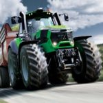 DEUTZ-FAHR 9310 TTV Agrotron Tractor Price Specs & Key features