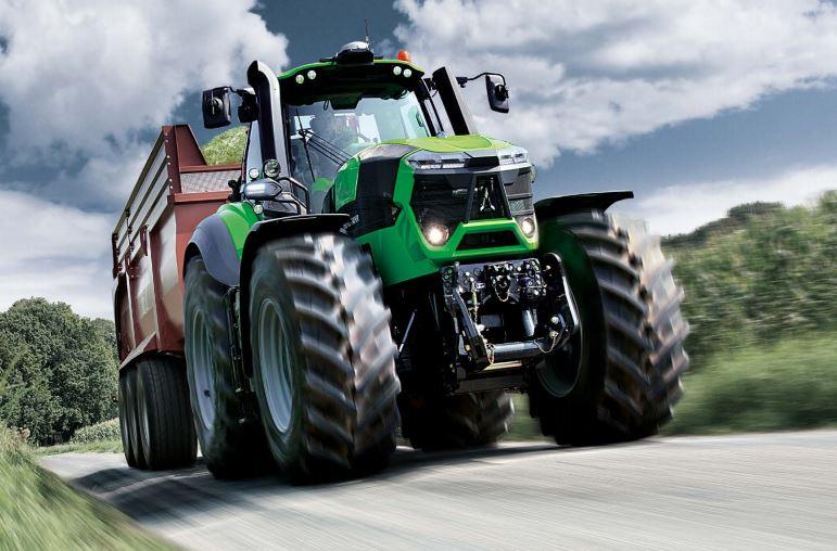 DEUTZ-FAHR 9310 TTV Agrotron Tractor