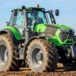 DEUTZ-FAHR 9340 TTV Agrotron Tractor Information