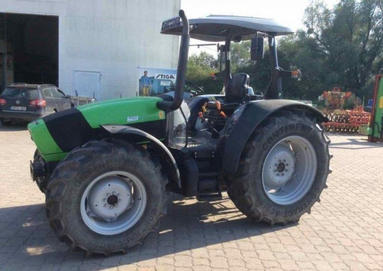 DEUTZ-FAHR Agrofarm 410 Tractor Complete Guide
