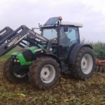 DEUTZ-FAHR Agrofarm 420 Tractor Price Specs Features & Review Video