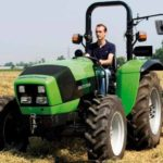 DEUTZ-FAHR Agrolux 75 Tractor Specifications Cost & Video