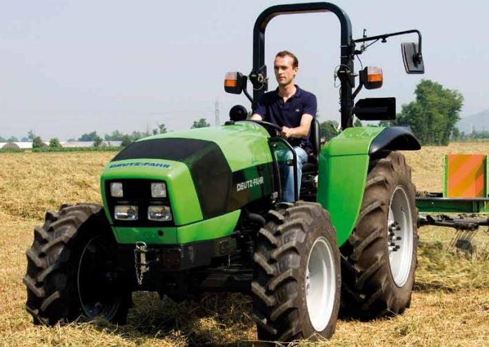 DEUTZ-FAHR Agrolux 75 Tractor