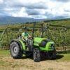 DEUTZ-FAHR Agroplus 55F Keyline Mini Tractor Info.