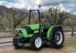 DEUTZ-FAHR Agroplus 65F Keyline Mini Tractor Specs & Price