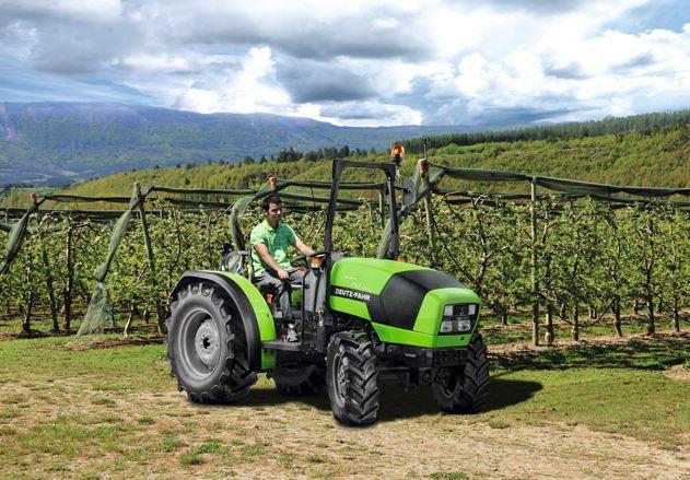 DEUTZ-FAHR Agroplus 75F Keyline Mini Tractor Price Specs Features