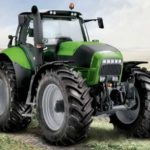 DEUTZ-FAHR Agrotron X 720 Tractor Price Specs Features & Images