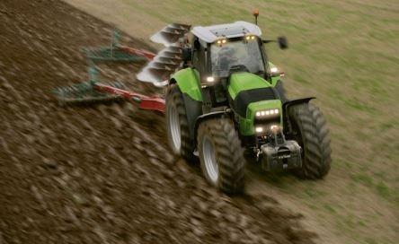 DEUTZ-FAHR Agrotron X 720 Tractor Hydraulics