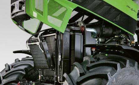 DEUTZ-FAHR Agrotron X 720 Tractor engine