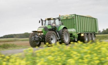 DEUTZ-FAHR Agrotron X 720 Tractor transmission