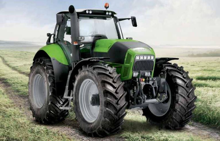 DEUTZ-FAHR Agrotron X 720 Tractor