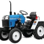 {New launch} Escorts Steeltrac Mini Tractor (Row Crop Specialist) Information
