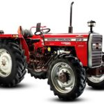 {New} Massey Ferguson MF 241 4WD Tractor Specifications & Price