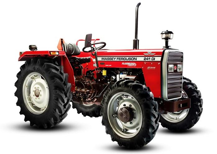 MF 241 4WD Tractor Specs Overview